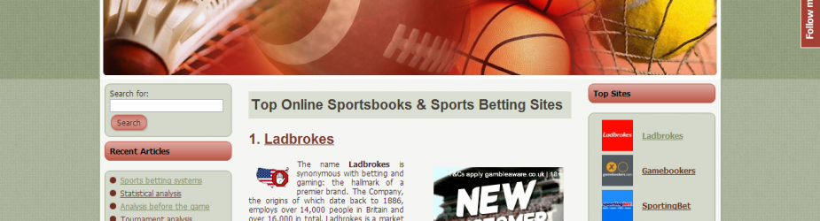 Credible Sport: Top Online Sportsbooks and Sports Betting Sites