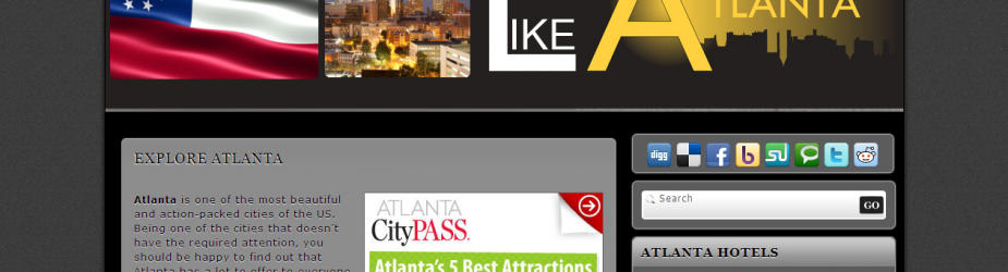 Discover Atlanta at LikeAtlanta.com